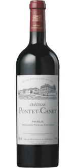 CHATEAU PONTET-CANET 2011