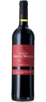 TERRES ROUGES 2016 - CHATEAU GRAND MOULIN