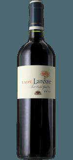LADY LAROZE 2015 - segundo vinho de CHATEAU LAROZE