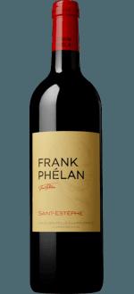 FRANK PHELAN 2015 - SEGUNDO VINHO DE CHATEAU PHELAN SEGUR