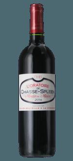 L'ORATOIRE DE CHASSE-SPLEEN 2018 - SEGUNDO VINHO DE CHATEAU CHASSE-SPLEEN