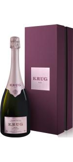 CHAMPAGNE KRUG - KRUG ROSE 24 EME EDITION - CAIXA DE LUXO