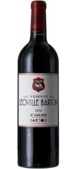 LA RESERVE DE LEOVILLE DE BARTON 2015