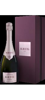 CHAMPAGNE KRUG - KRUG ROSE 25 EME EDITION - CAIXA DE LUXO